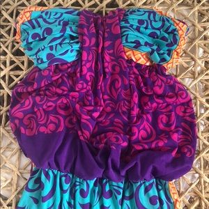 Strapless short dress by Rubber Ducky Size M